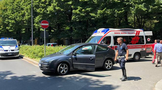 Incidente a Piazzale Genova