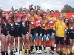 VO2 Team Pink ai campionati regionali su pista a Forlì,