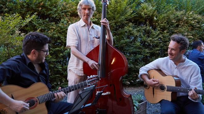 Monk's Caravan Trio