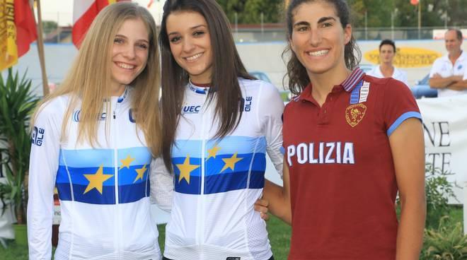 Cerimonia  San Francesco al Campo con Eleonora Camilla Gasparrini Vo2 Team Pink