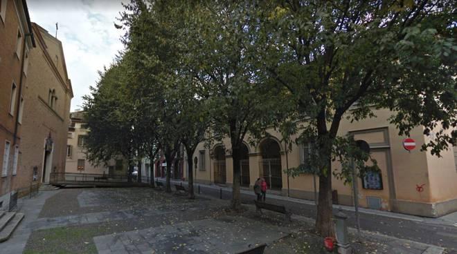 Teatro Verdi esterno Fiorenzuola