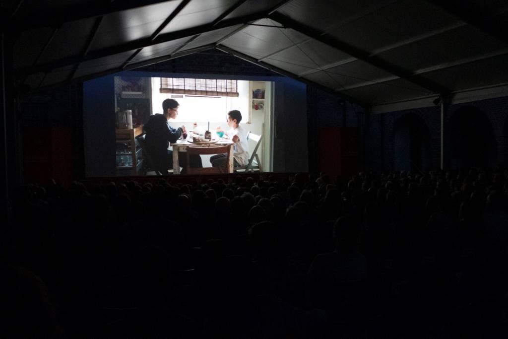 Valerio Mastandrea al Bobbio Film Festival