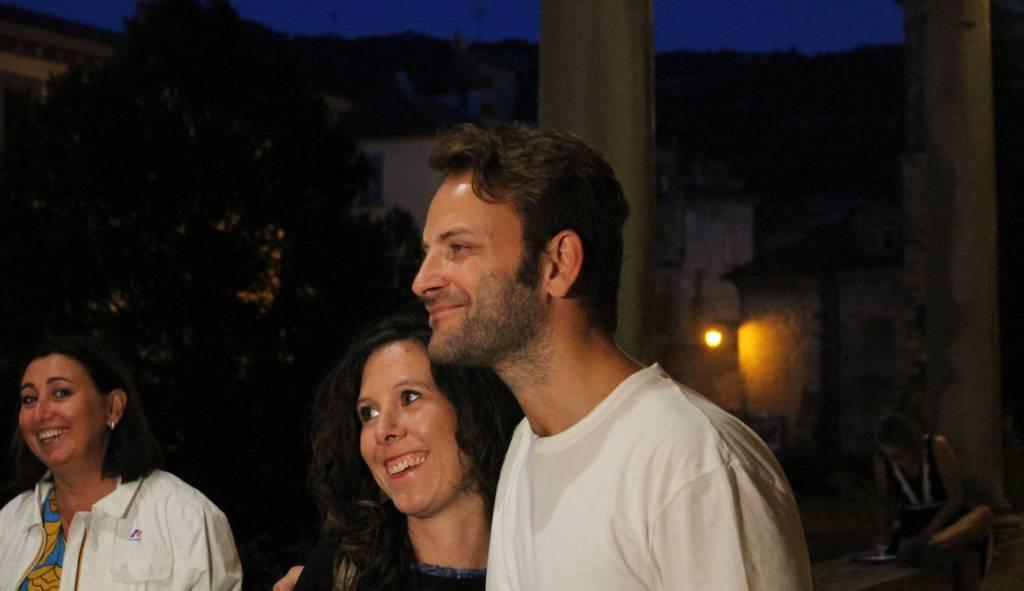 Alessandro Borghi al Bobbio Film Festival