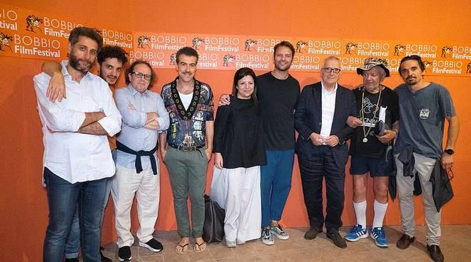 Alessandro Borghi al Bobbio Film Festival con Sulla mia pelle