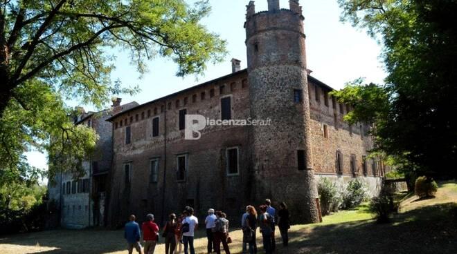 Visite al Castello di Castelnovo VT