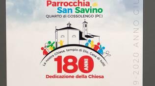 Anno giubilare parrocchia San Savino Quarto