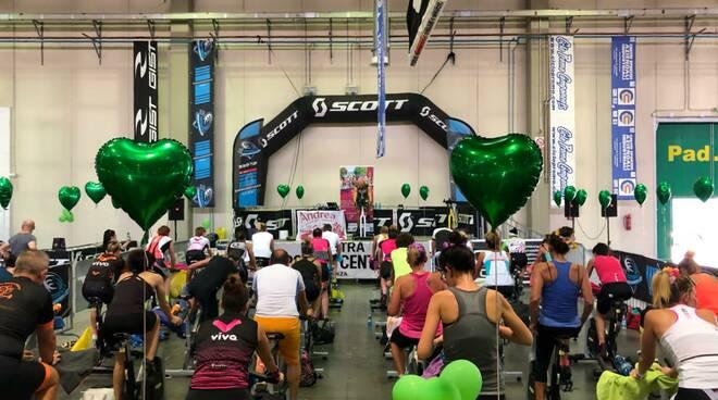 evento benefico Cycling