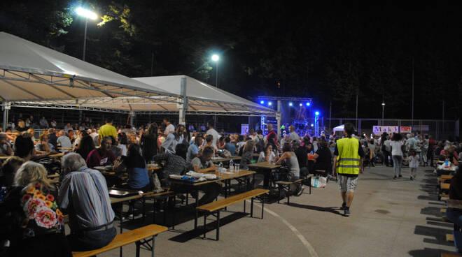 Festa del Fungo (Foto dal profilo Facebook della Parrocchia Sacra Famiglia)