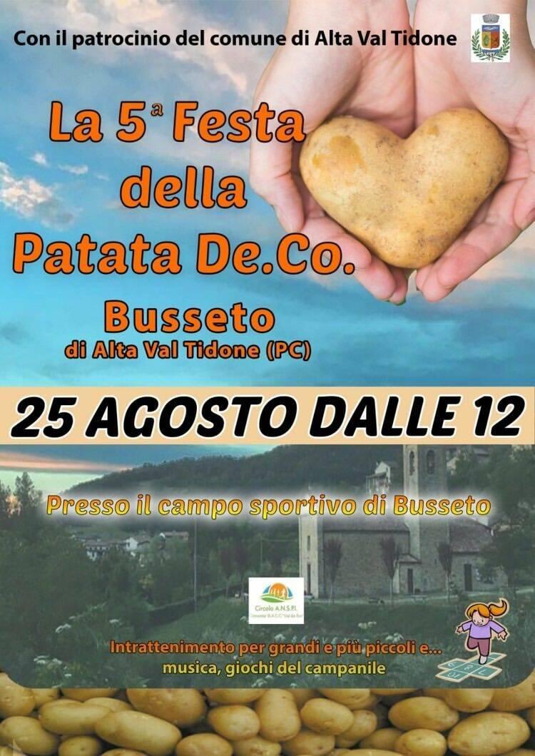 Festa della Patata De.Co
