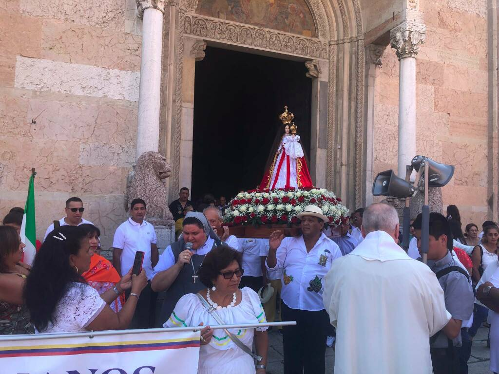 Festa della Virgen de El Cisne