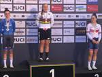 Gasparrini sul podio