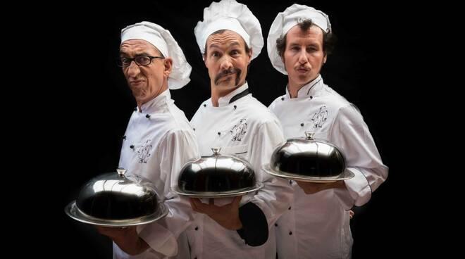 I 3 Chefs