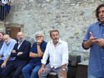 Il Presidente della Regione Bonaccini a Cerignale