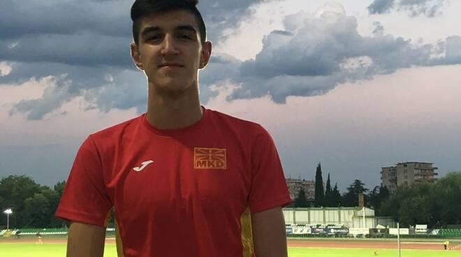 Nasko Stamenov Atletica Piacenza