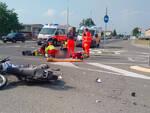 L'incidente a Castelsangiovanni