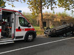 L'incidente in via Tramello