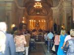 La celebrazione alla Chiesa di Montebolzone