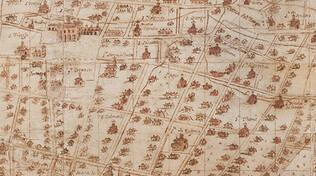 Mappa Piacenza antica