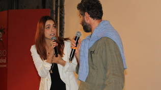 Miriam Leone al Bobbiol Film Fest