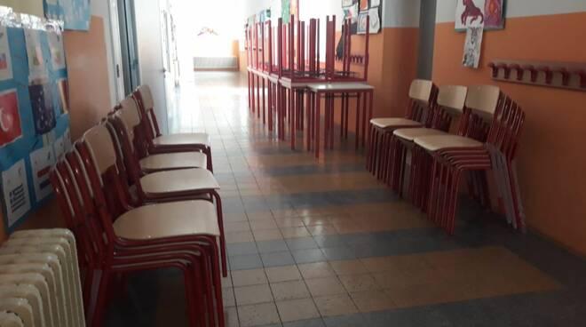 Nuovi arredi scuole di Gragnano