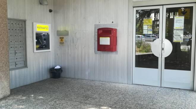 Nuovo atm postamat a Lugagnano