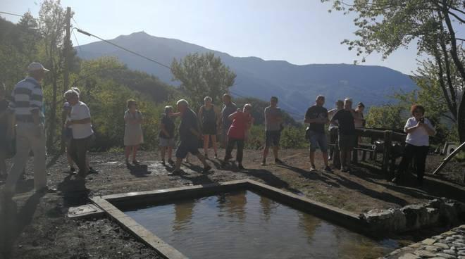 percorso natura a Cerignale