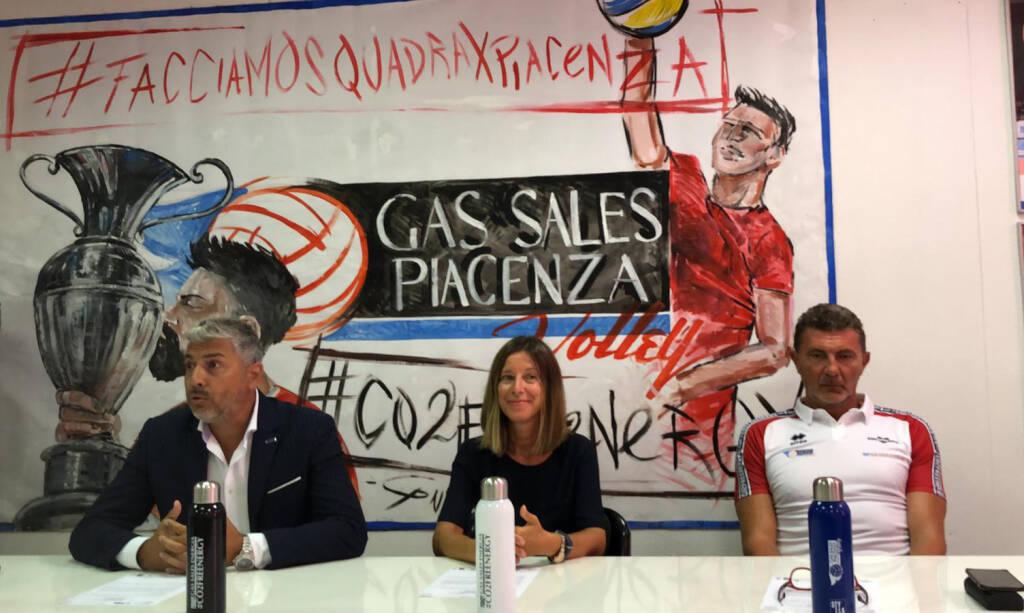 Raduno Gas Sales Piacenza