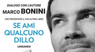 Serata con Marco Bonini