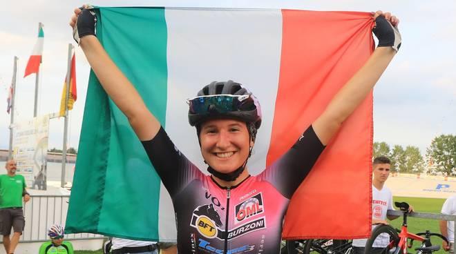 Silvia Bortolotti Vo2 Team Pink, foto di Fabiano Ghilardi
