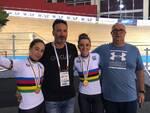 Sofia Collinelli Eleonora Camilla Gasparrini (VO2 Team Pink) campionesse mondiali