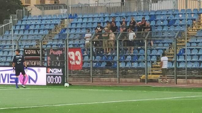 Trapani Piacenza tifosi