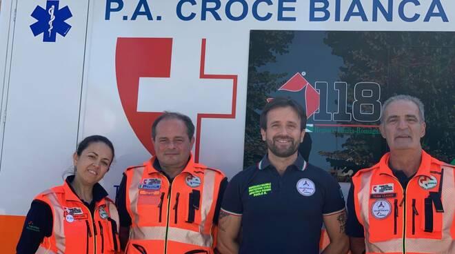 Valleri - Rebecchi Croce Bianca Piacenza