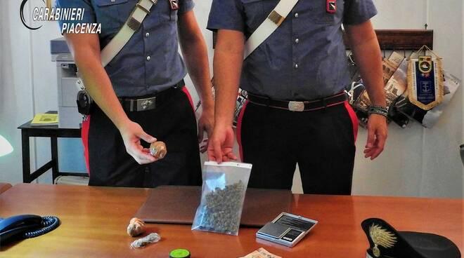 carabinieri droga Levante