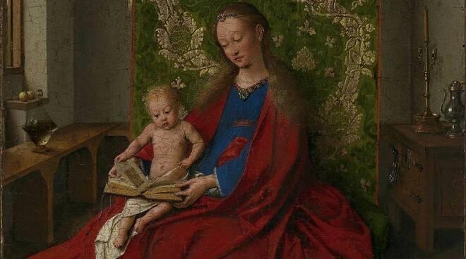 dipinto Van Eyck