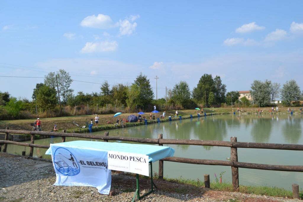 Gara di pesca lago mandella (caorso)