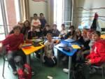 """Gli studenti del """"Gioia"""" che partiranno per Santiago del Cile"""