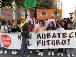 Il corteo di Fridays for Future a Piacenza