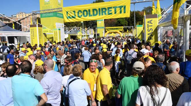 Il Villaggio Coldiretti a Bologna