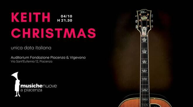 Keith Christmas