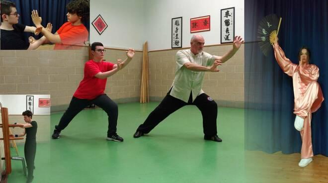 Kung fu teen