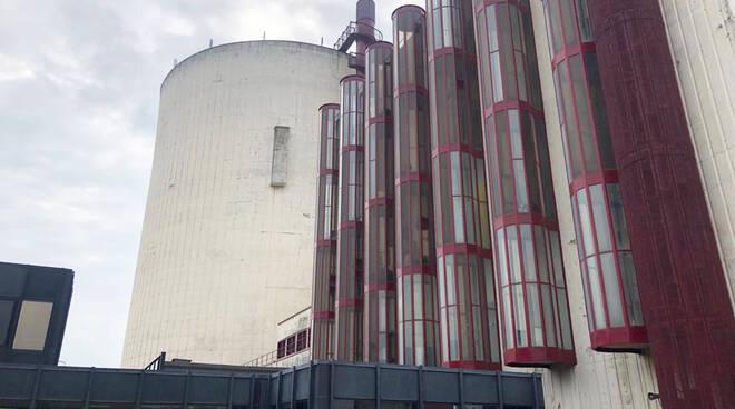 La centrale nucleare di Caorso