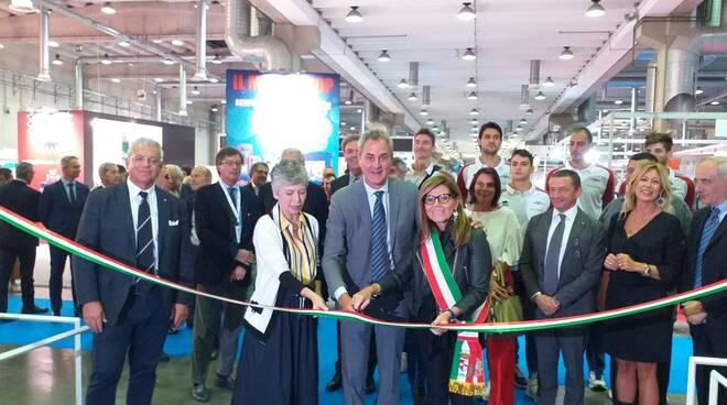 """La fiera """"Colorè"""" a Piacenza Expo"""