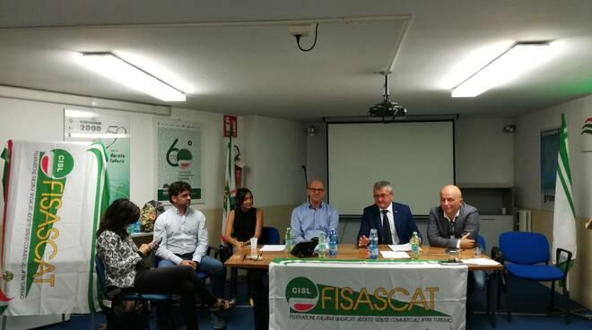 La nomina del nuovo segretario FISASCAT Cisl Parma Piacenza