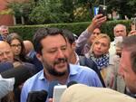 Matteo Salvini a Caorso