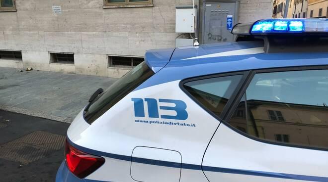 polizia via Pozzo