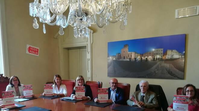 Presentazione giornata mondiale del cuore a Piacenza