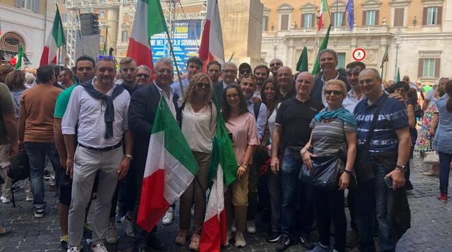 Presidio Fratelli d'Italia