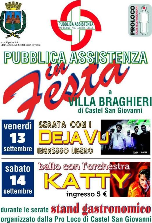 Pubblica Assistenza Valtidone e Valluretta