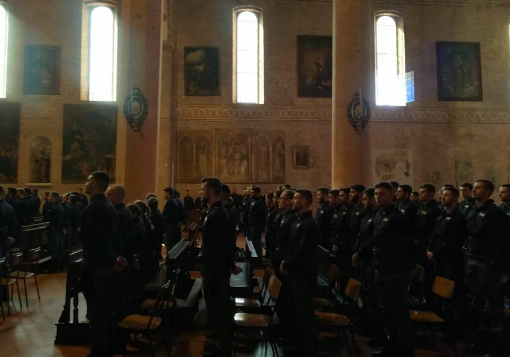 San Michele patrono della polizia