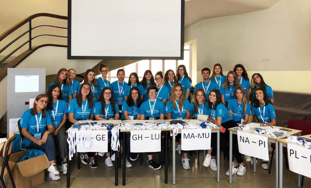 """""""Scuola e Virtuale"""" al Liceo Gioia"""